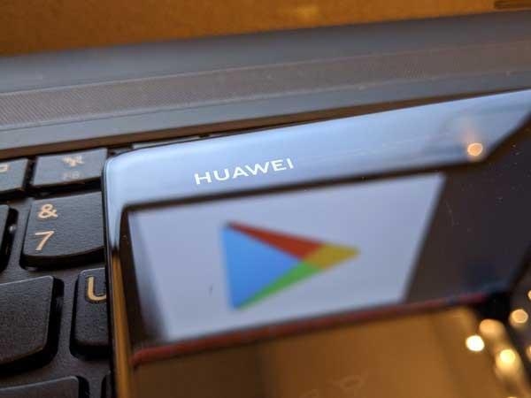 پشتیبانی گوگل از گوشی های قدیمی هواوی