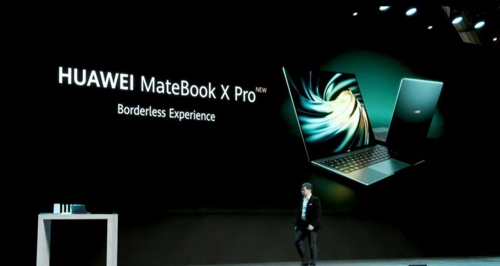 نسخه جدید لپتاپ هواوی میت بوک ایکس پرو رسما معرفی شد