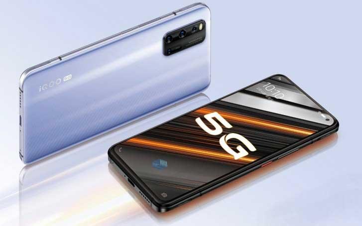 گوشی 5G ارزان iQOO 3