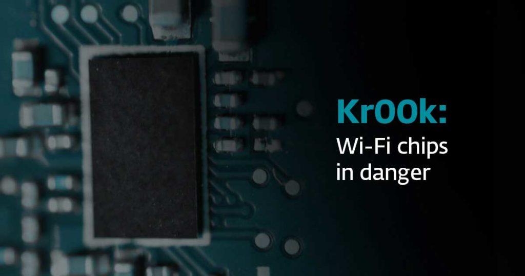 باگ امنیتی وای فای Kr00K