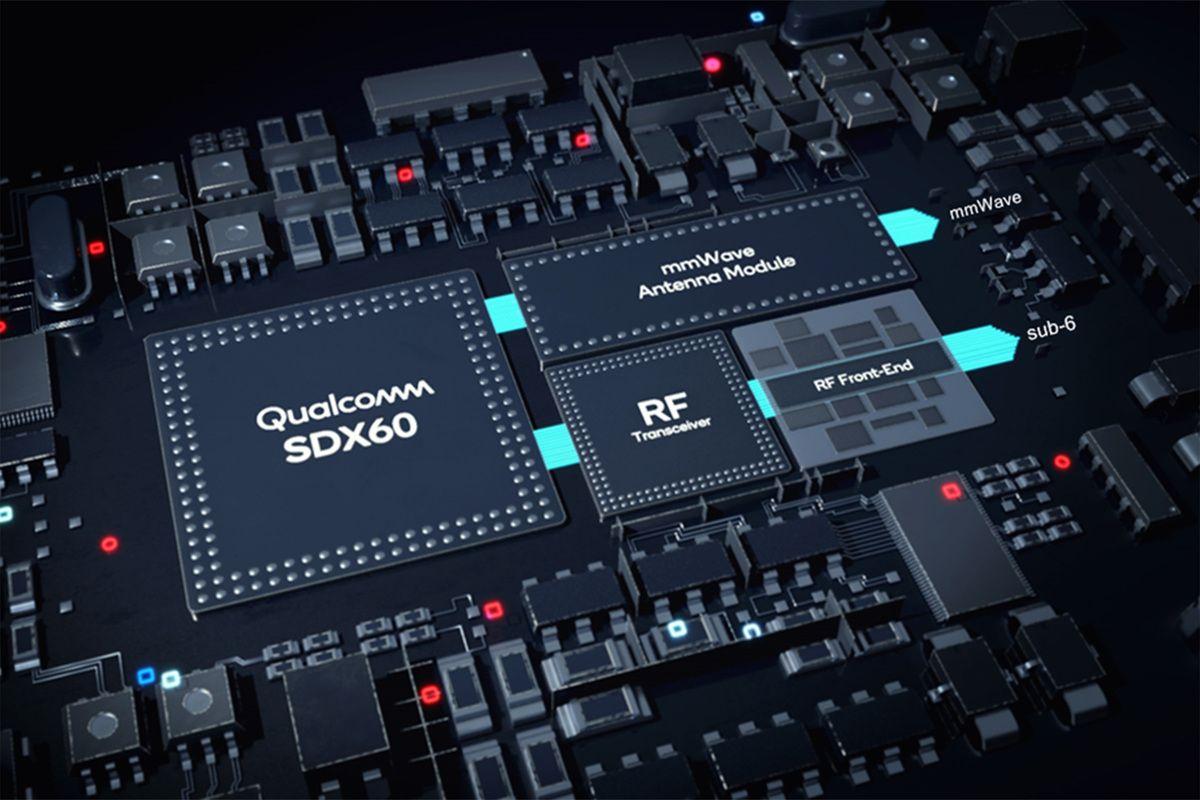 مودم 5G کوالکام اسنپدراگون ایکس ۶۰ (SDX60) با معماری ۵ نانومتری رسما معرفی شد