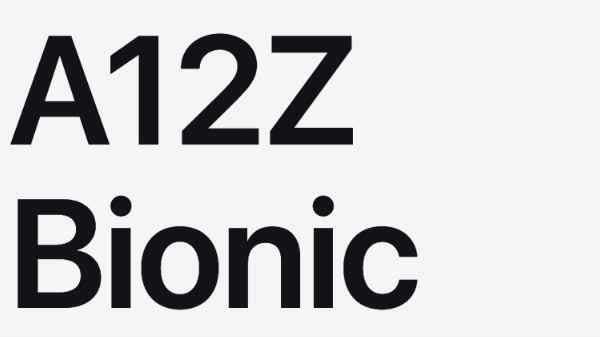 چیپست اپل A12Z