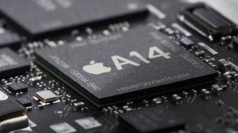 چیپست اپل A14