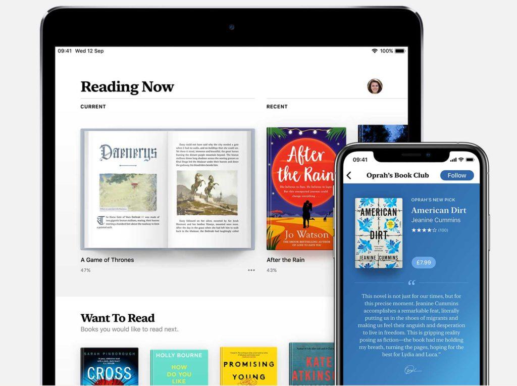 رایگان شدن کتاب های سرویس اپل بوک