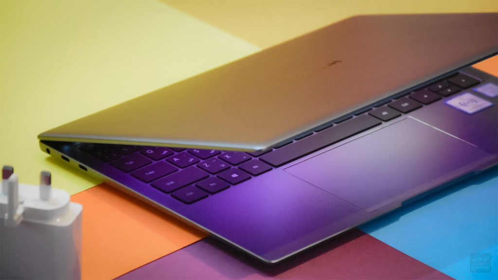 طراحی هواوی MateBook X Pro