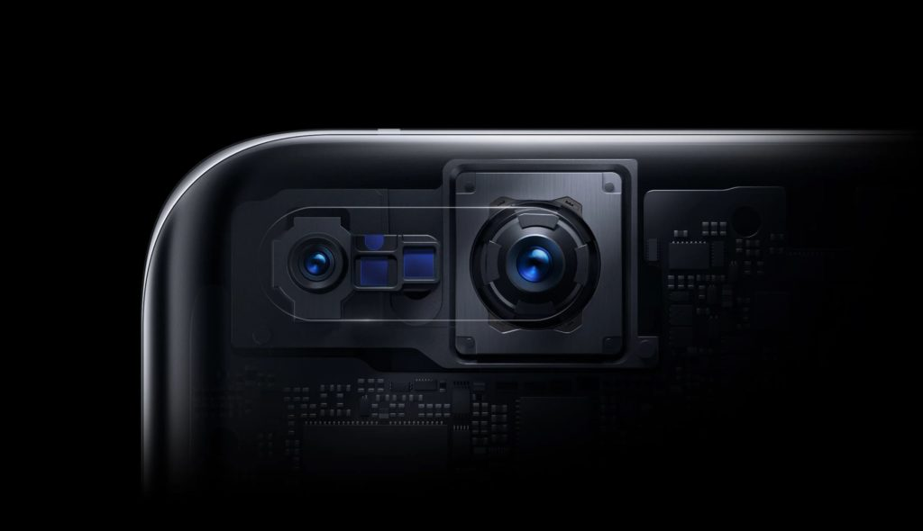 دوربین سلفی دوگانه هواوی پی ۴۰ پرو