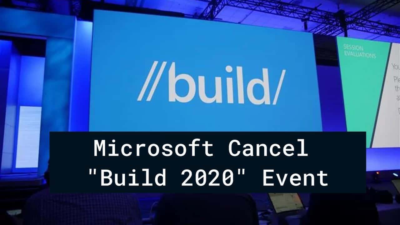 کنفرانس توسعه دهندگان مایکروسافت بلید ۲۰۲۰