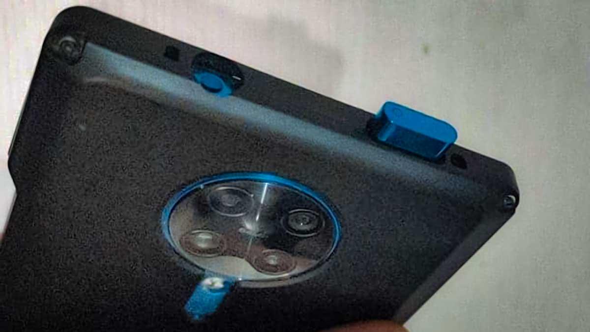 ردمی کی ۳۰ پرو با دوربین چهارگانه دایره ای در دنیای واقعی دیده شد