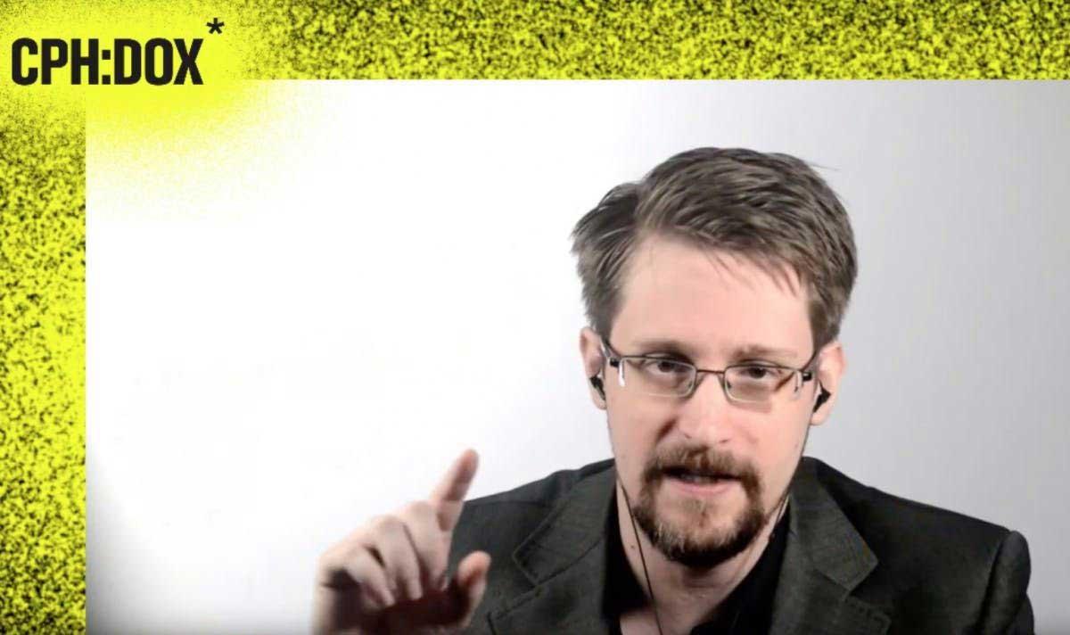 بهگفته ادوارد اسنودن رمزگذاری مانع کشف موجودات بیگانه میشود