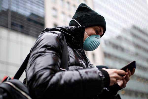 مدت زمان زنده ماندن ویروس کرونا روی نمایشگر موبایل
