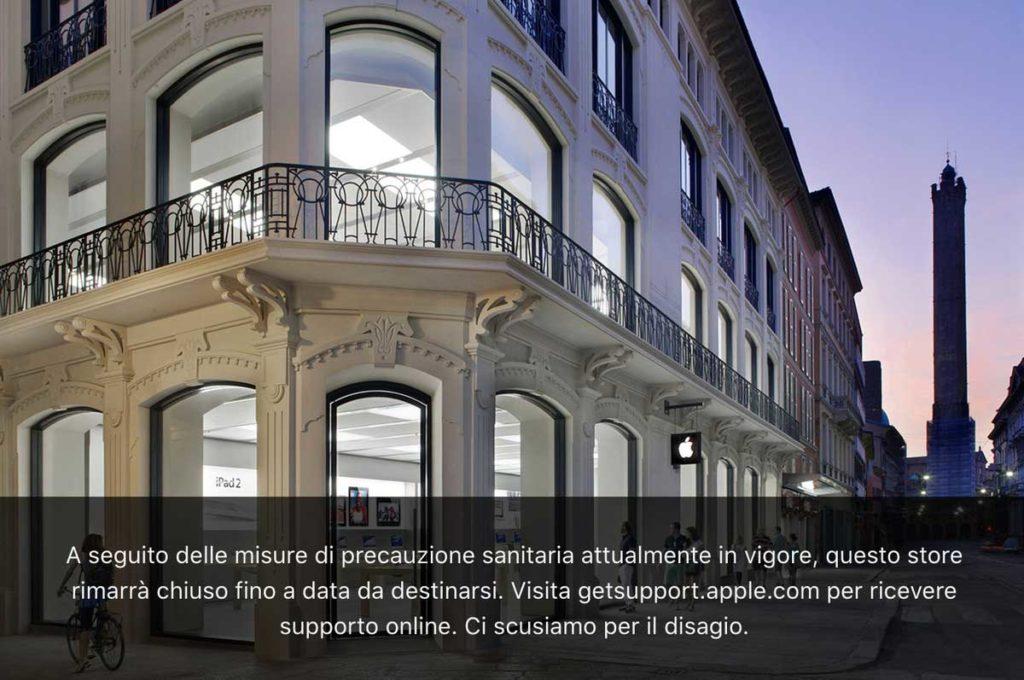 فروشگاه های اپل در ایتالیا