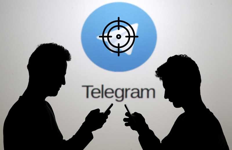 لو رفتناطلاعات ۴۲ میلیون کاربر ایرانی تلگرام