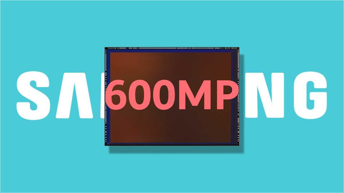 دوربین ۶۰۰ مگاپیکسلی سامسونگ
