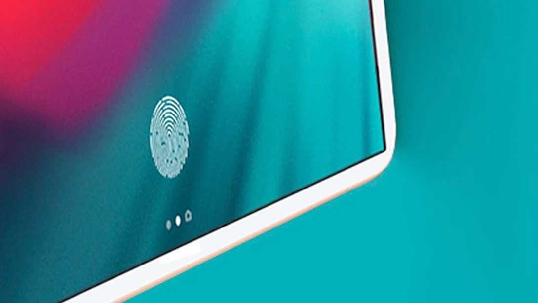 آیپد ایر ۲۰۲۰ با Touch ID زیر نمایشگر شهریور ۹۹ ارایه می شود