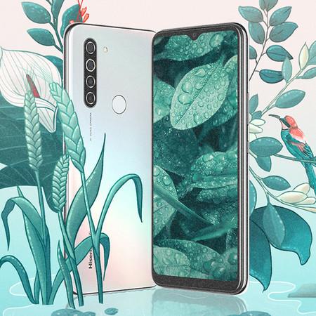 گوشی 5G هایسنس F50 با چیپست Unisoc T7510 به قیمت ۳۱۰ دلار رسما معرفی شد