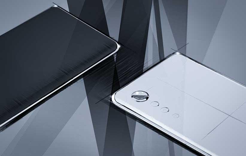 شماتیک طراحی گوشی جدید ال جی به صورت رسمی منتشر شد