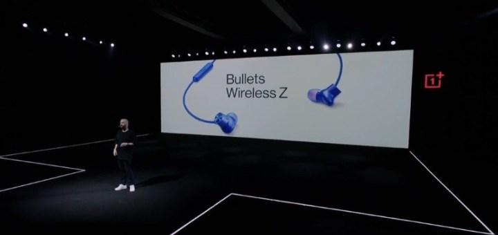 هندزفری بی سیم وان پلاس Bullets Wireless Z