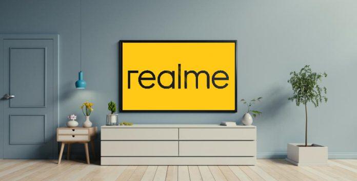 تلویزیون هوشمند ریلمی