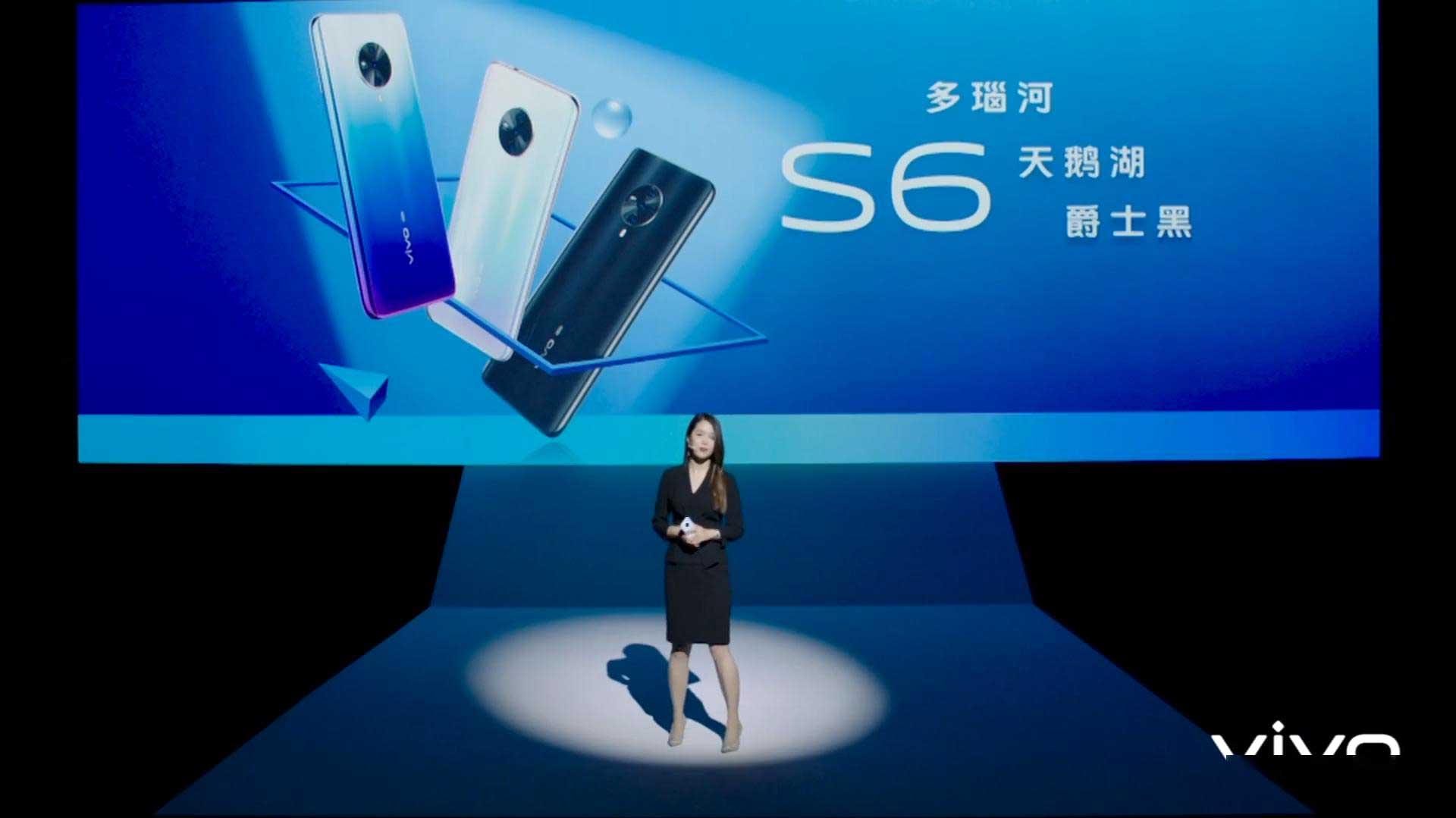 ویوو اس ۶ 5G با اگزینوس ۹۸۰ و قیمت ۳۸۰ دلار رسما معرفی شد