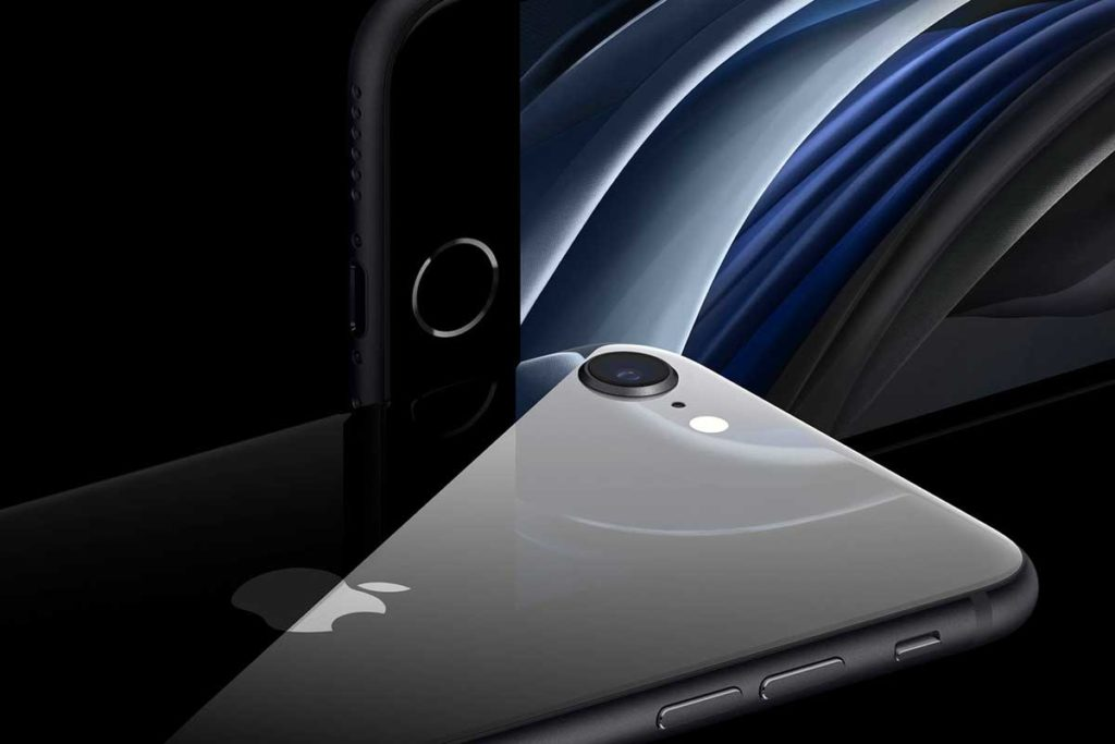 ویدیو معرفی آیفون اس ای ۲۰۲۰ توسط اپل