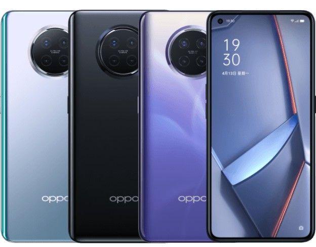 اوپو Ace 2 5G با اسنپدراگون ۸۶۵ و نمایشگر ۹۰ هرتز به قیمت ۵۷۶ دلار رسما معرفی شد