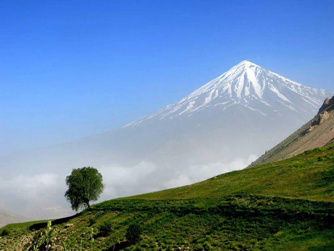 آتشفشان دماوند به زلزله تهران ربط دارد؟