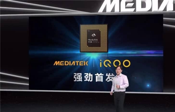 چیپست مدیاتک دایمنسیتی ۱۰۰۰ پلاس 5G با پشتیبانی از دو سیم کارت 5G رسما معرفی شد
