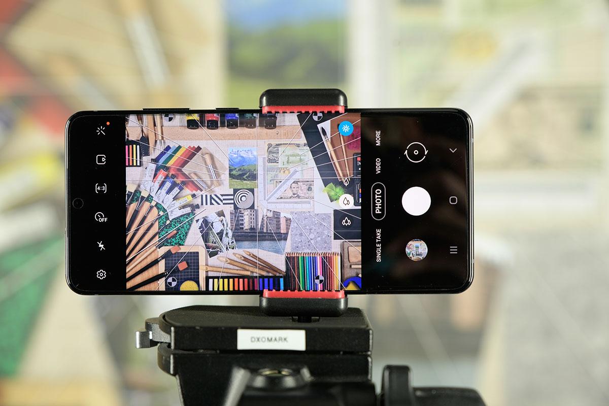 بهترین دوربین موبایل از نگاه DxOMark