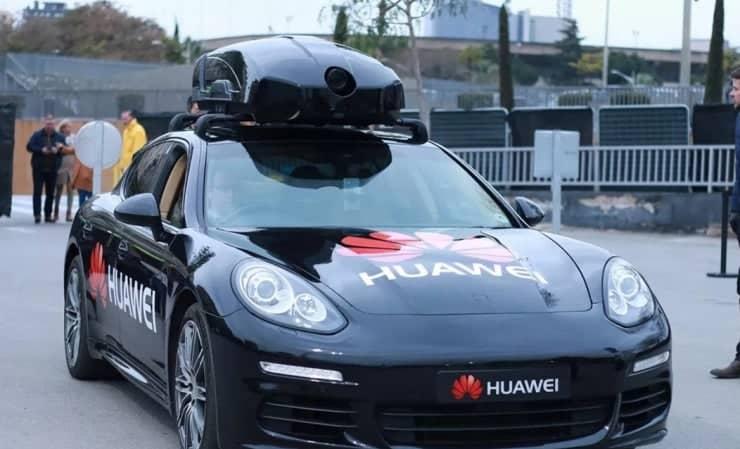 """همکاری هواوی و ۱۸ خودروساز برای ساخت """"اکوسیستم 5G خودروها"""""""