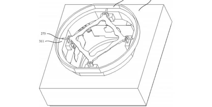 ماژول دوربین لنز مایع