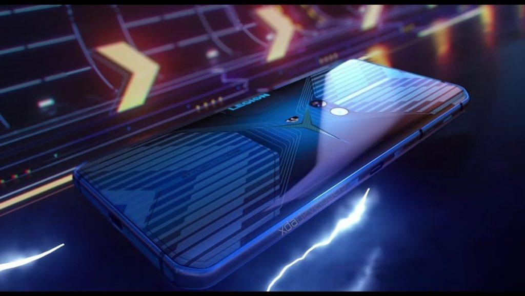طراحی عجیب گوشی گیمینگ Legion لنوو