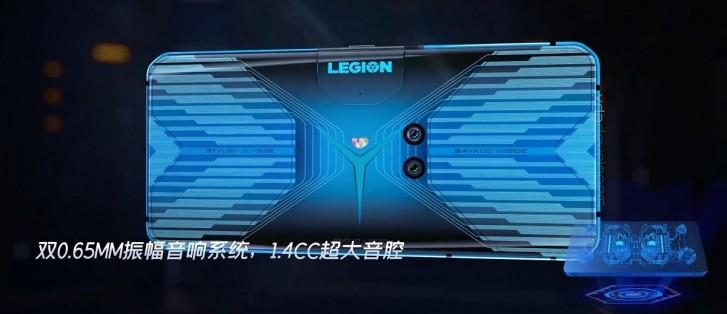 طراحی عجیب گوشی گیمینگ Legion لنوو را ببینید