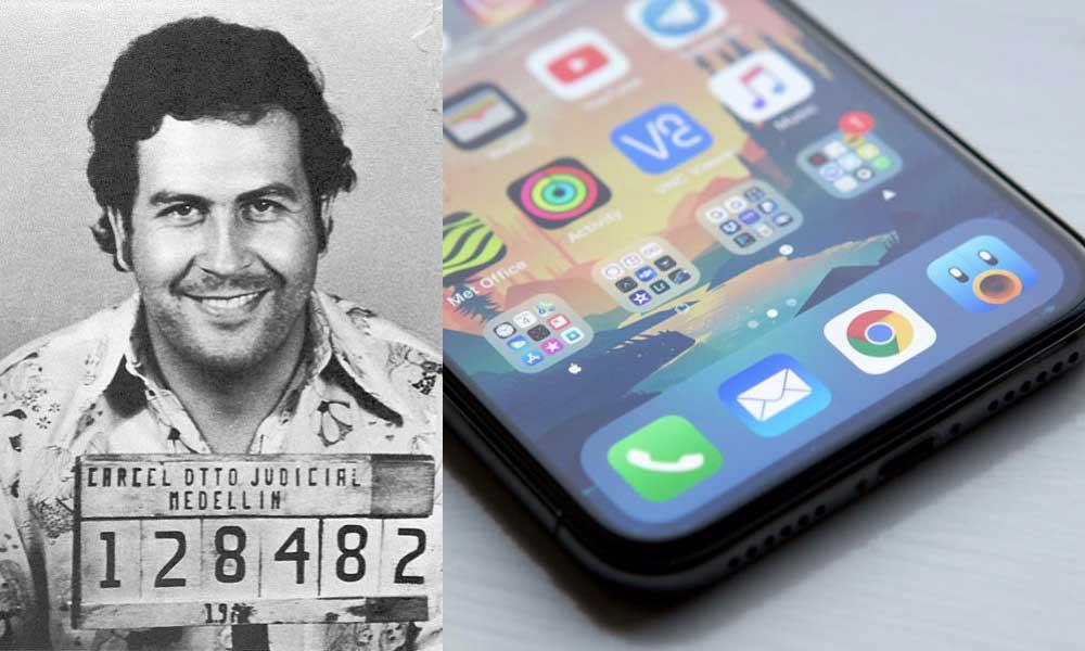 شکایت برادر پابلو اسکوبار از اپل
