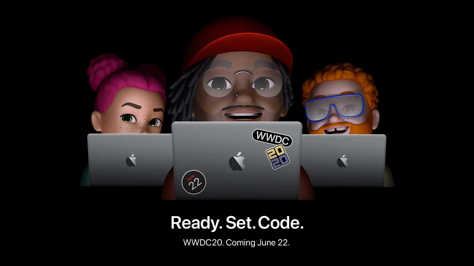 کنفرانس توسعه دهندگان اپل WWDC 2020 تاریخ ۲ تیرماه ۹۹ و به صورت مجازی برگزار می شود