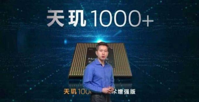 بنچمارک مدیاتک Dimensity 1000 Plus