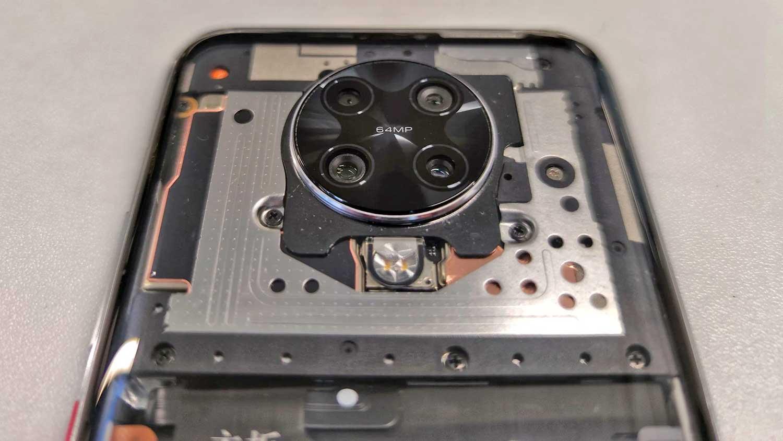 ردمی K30 پرو با قاب شفاف دیده شد