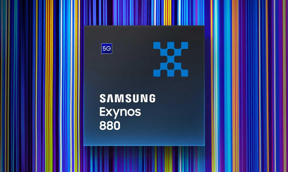 سامسونگ Exynos 880 5G
