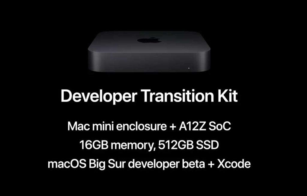 اپل Mac Mini با تراشه A12Z