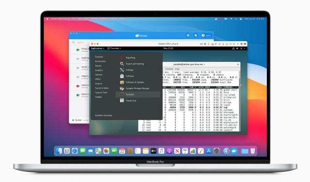 کوچ اپل از اینتل به تراشه های خود برای محصولات Mac