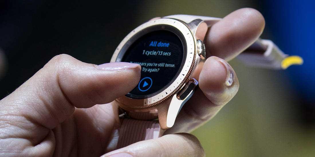 گلکسی واچ ۳ نام ساعت هوشمند بعدی سامسونگ است