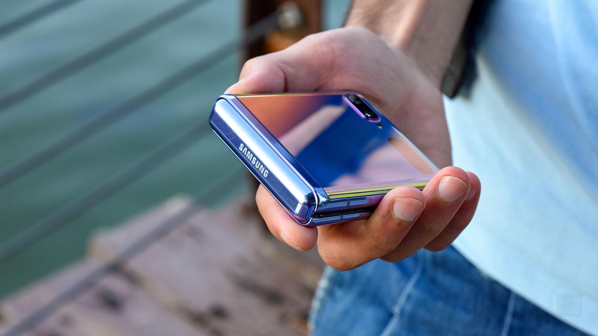 گلکسی زد فلیپ 5G با اسنپدراگون ۸۶۵ ارایه خواهد شد