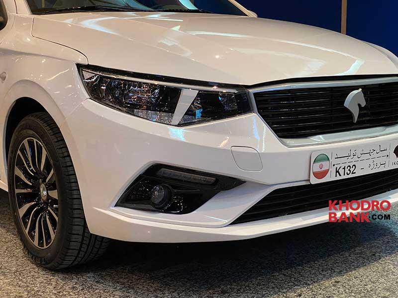 پروژه K132 ایران خودرو
