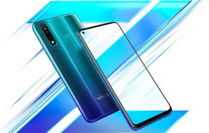 گوشی اقتصادی Vivo Z5x