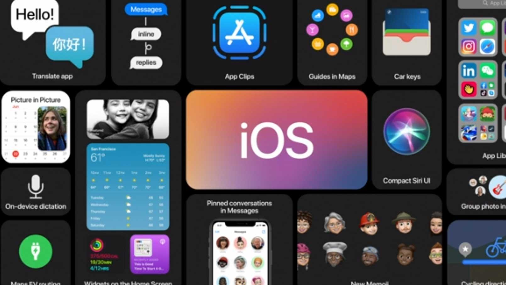 آموزش دانلود آپدیت iOS 14 برای آیفون و iPadOS 14 برای آیپد + لیست دستگاه های سازگار