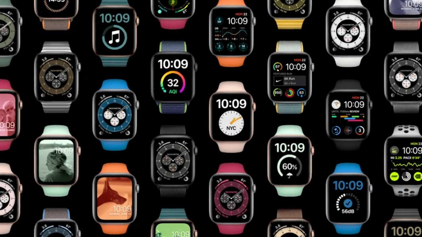 آپدیت WatchOS 7 برای کدام اپل واچ ها ارایه می شود؟