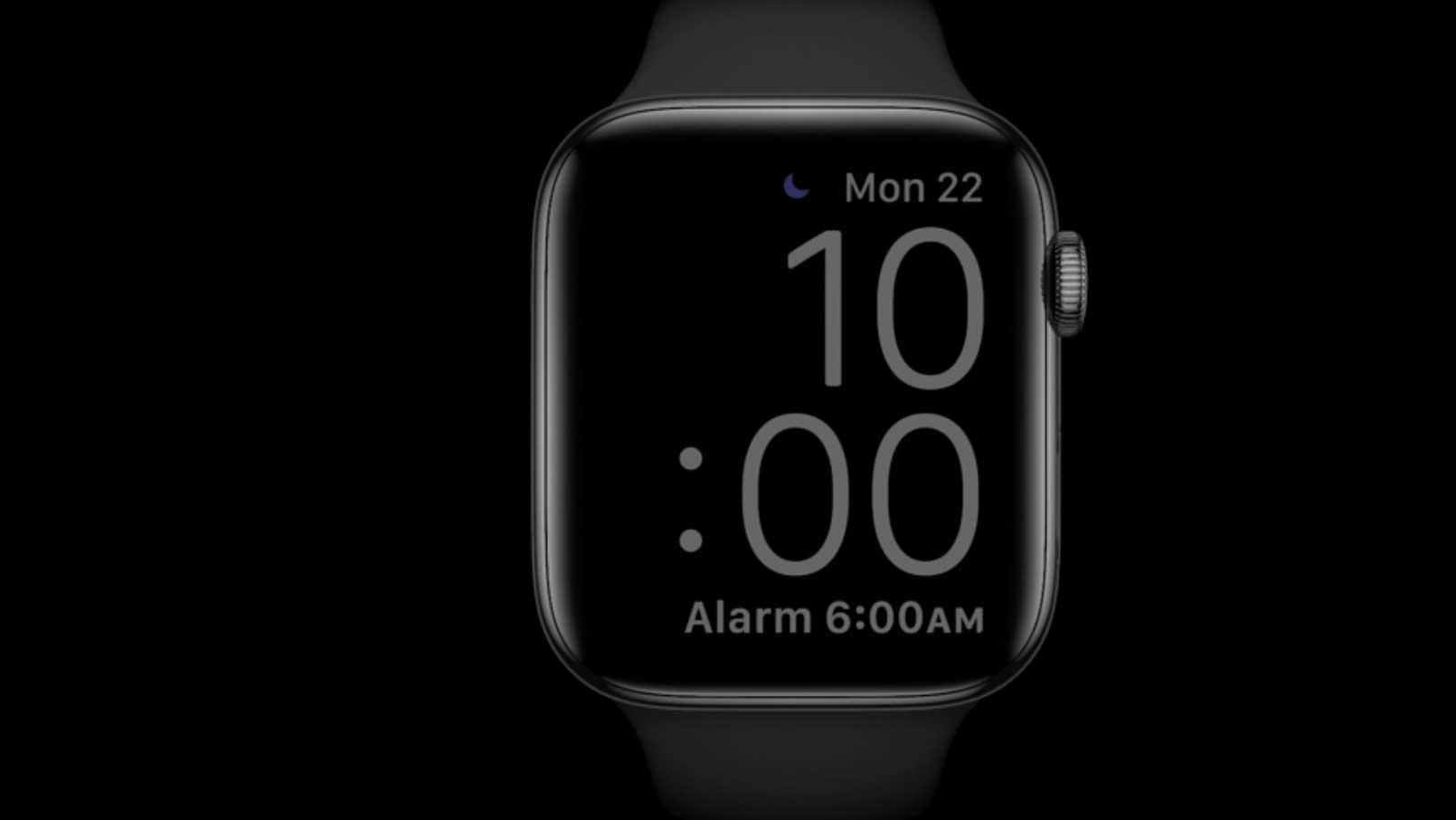 سیستم عامل WatchOS 7 با ویژگی پایش خواب رسما معرفی شد