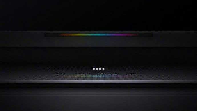 تلویزیون ۱۲۰ هرتز شیائومی TV Master به زودی معرفی می شود