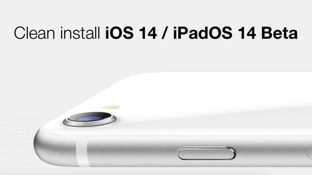 آموزش دانلود و نصب iOS 14
