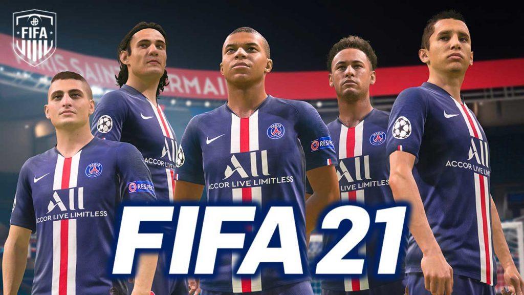 تاریخ انتشار FIFA 21
