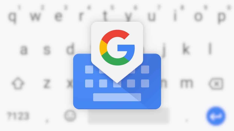 کیبرد گوگل GBoard یک ردیف ویژه اموجی خواهد داشت